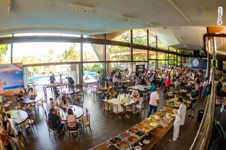 Encontro dos Publicitários reúne 350 profissionais na Mansão Galo Bravo